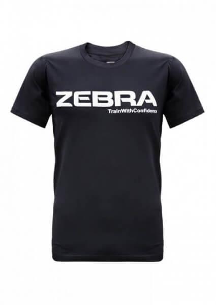 ZEBRA Athletics Performance T Shirt