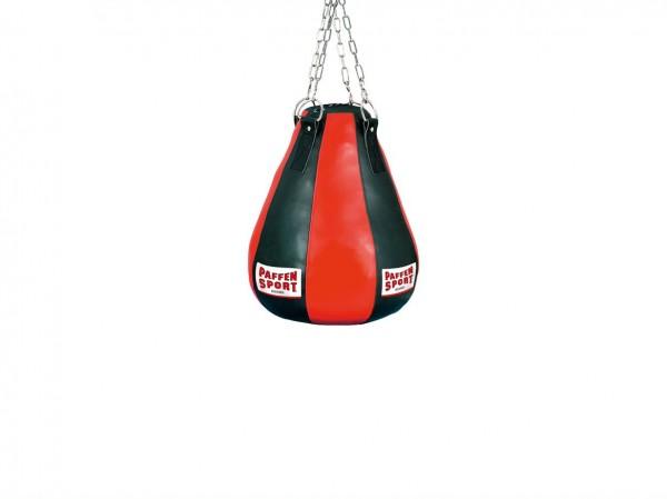 Paffen Sport STAR Leder Maisbirnen-Boxsack 60 cm Ø - ca. 25 kg