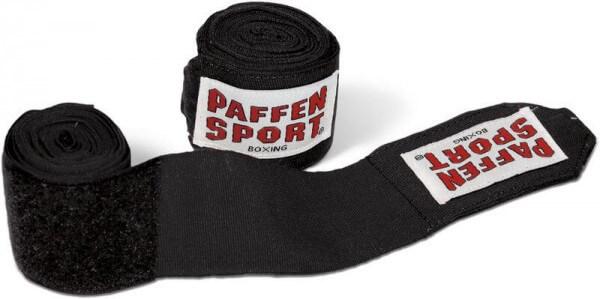 Paffen Sport Boxbandagen Paar 3,5 Meter - schwarz