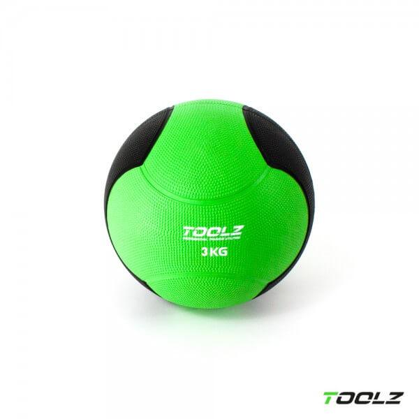 TOOLZ Medizin Ball 3 Kg