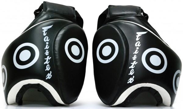 FAIRTEX Oberschenkel Trittpratze schwarz, Paar