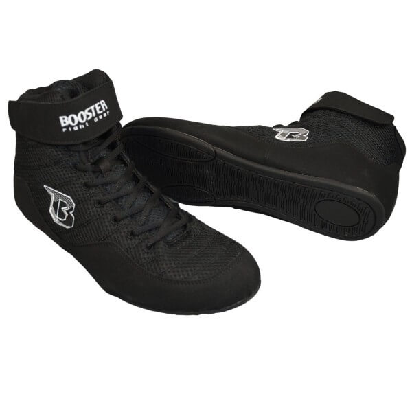 BOOSTER Box-MMA-Schuhe schwarz 38