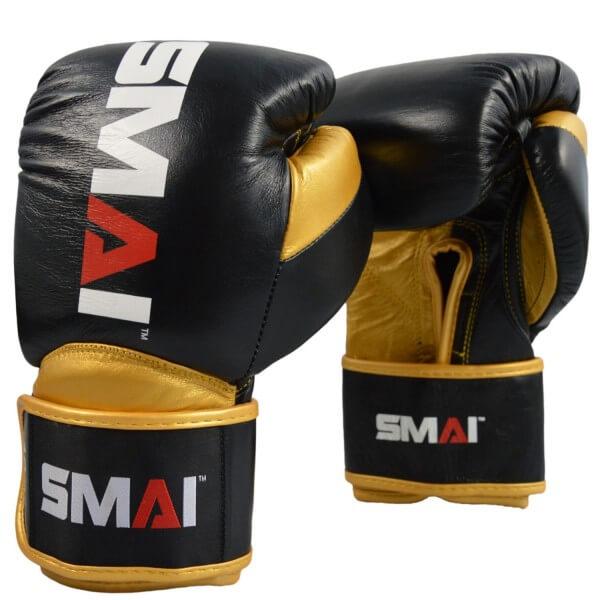 SMAI Mexicano Elite Boxhandschuhe, Leder, 10oz