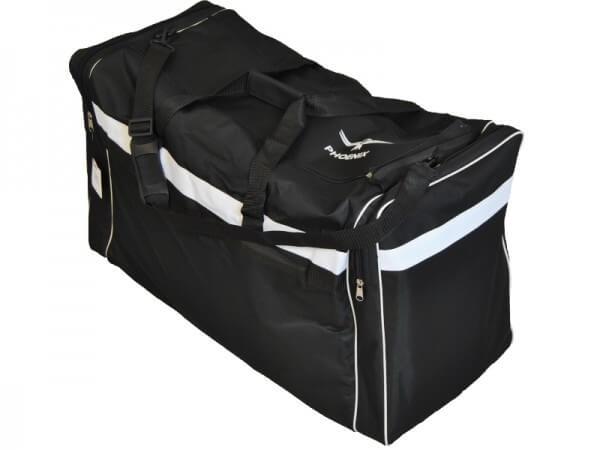 PHOENIX Sporttasche schwarz-weiß Gr. S