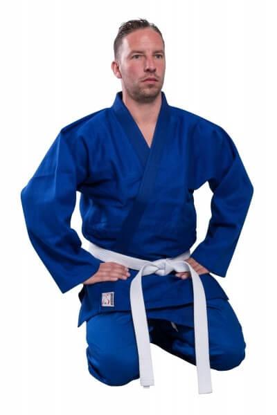 Judo Anzug TAKACHI Kyoto blau