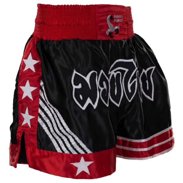 BUDO''s FINEST Thai Shorts S-R Gr S