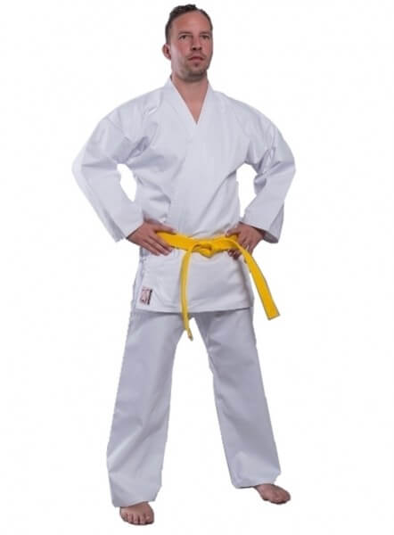 Karate Anzug Allrounder -Gi 10oz weiss TAKACHI