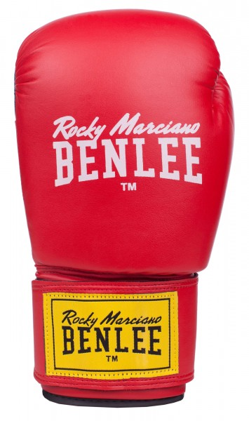 BENLEE Boxhandschuhe Rodney rot