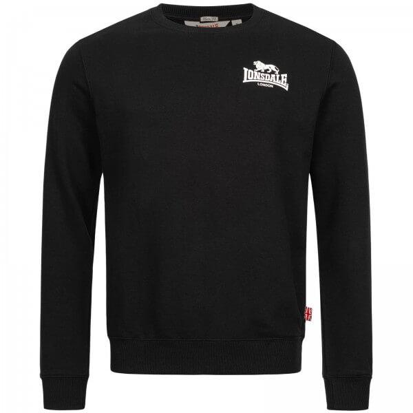 LONSDSALE Sweatshirt Slim Fit Longridge