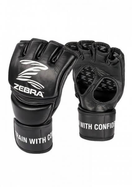 ZEBRA MMA | Pro Fight - MMA Handschuhe aus Leder