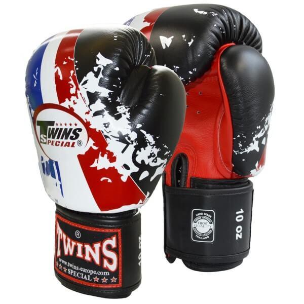 TWINS Boxhandschuh Thai Flag 10oz