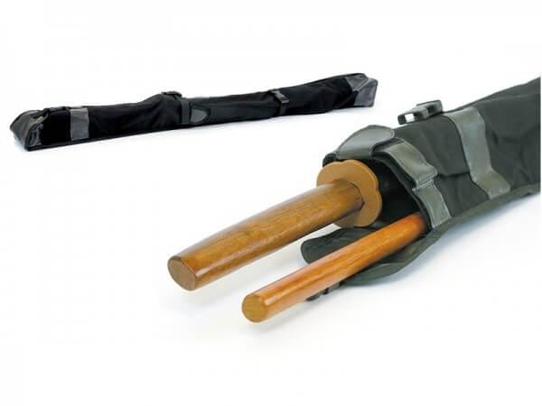 Waffentasche Nylon mit Tragegurt 135 cm