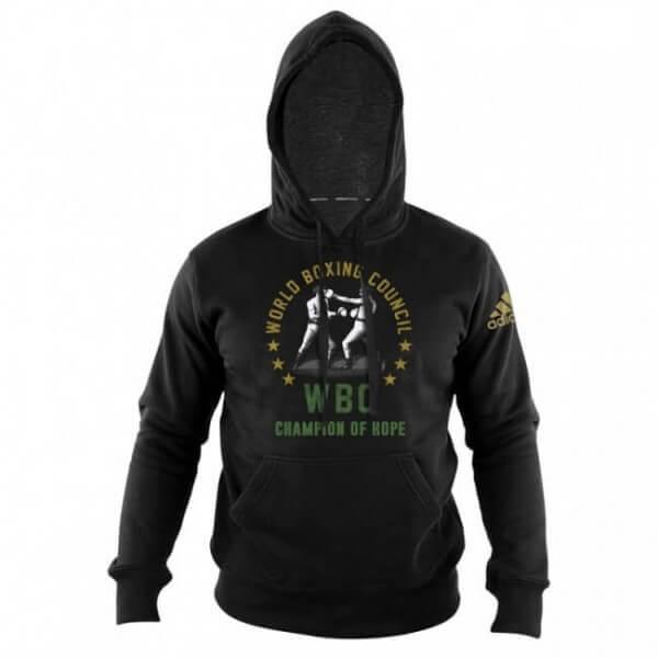 ADIDAS WBC Boxing Hoody Heritage - black