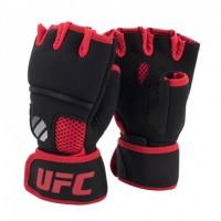 UFC Contender Quick Wrap Inner Glove Schwarz/Rot