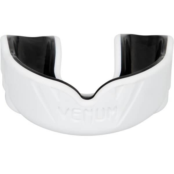 Venum Challenger Mouthguard-White/Black (210)