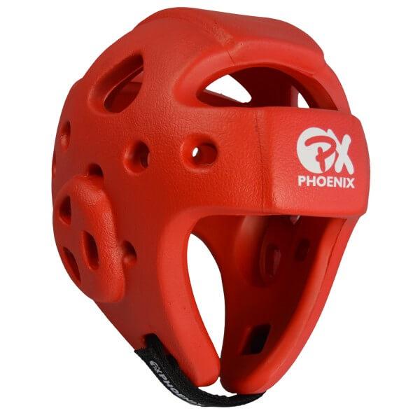 PX Kickbox-Kopfschutz EXPERT rot