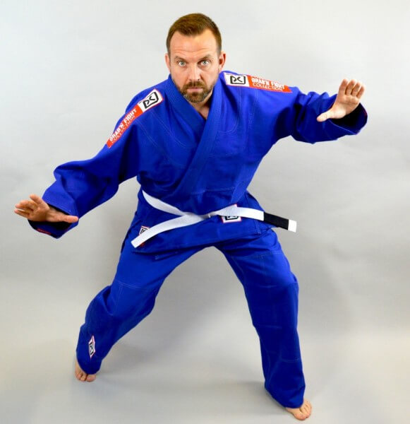 A PHOENIX BJJ GRAB''N FIGHT blau 140