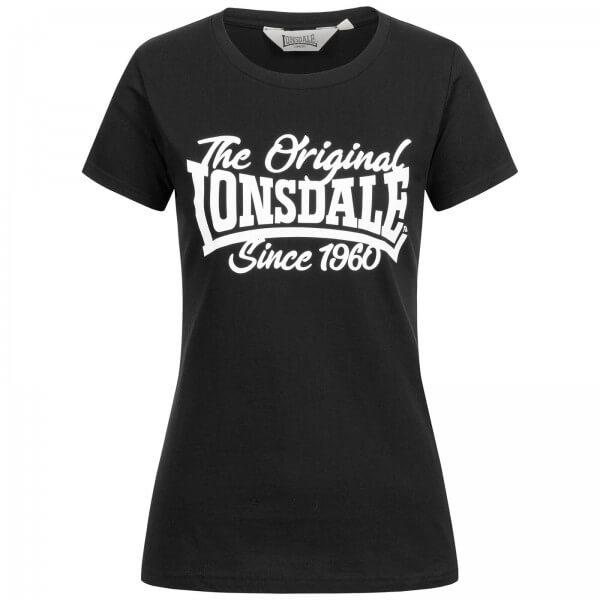 LONSDALE T-Shirt Damen Bridgemere