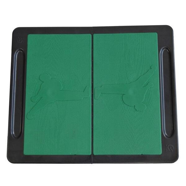 Bruchtestbretter CHAGI, Kunststoff grün, M