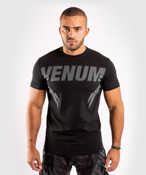 Venum ONE FC2 T-Shirt - Black/ Black S