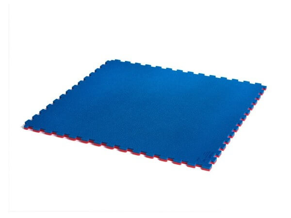 Kampfsportmatten  ProGame WKF  blau - rot
