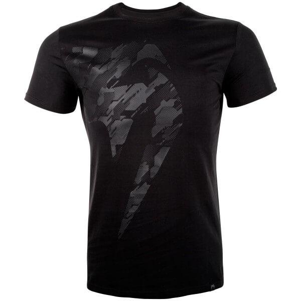 Venum Tecmo Giant T-shirt - Black/Black S