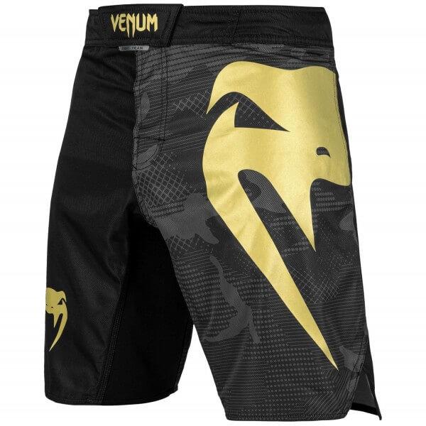 Venum Light Fightshorts - schwarz/gold