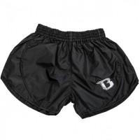 BOOSTER Muay Thai Shorts Hybrid Black
