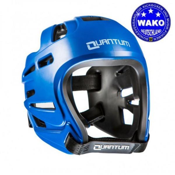 Kopfschutz QUANTUM RV WAKO, blau, S