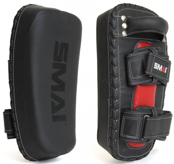 SMAI Elite P85 Thai Pads, schwarz, Paarweise