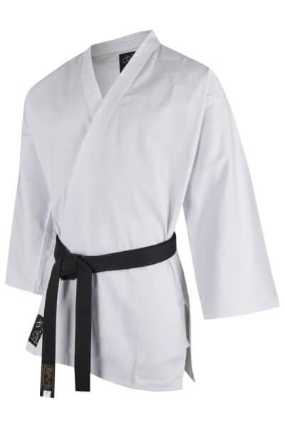 Kampfsport Jacke Standard weiß