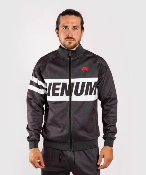 Venum Bandit Track Jacket - schwarz/grau L