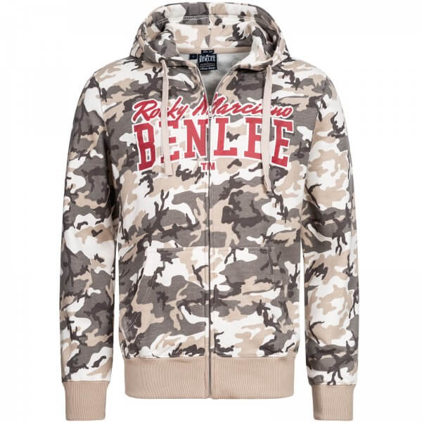 BENLEE Men Hooded Zipsweat BATHURST
