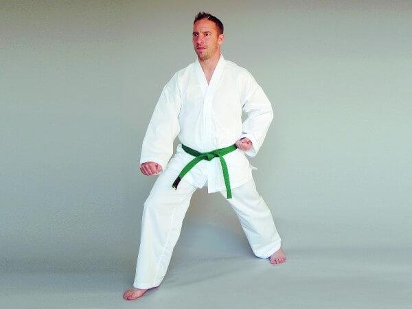 Taekwon-Do, bestickt ITF-Stil Kyongi Gr 120