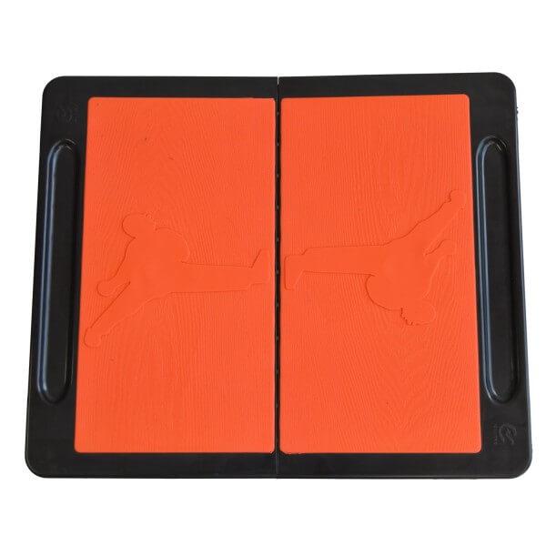 Bruchtestbretter CHAGI Kunststoff orange S