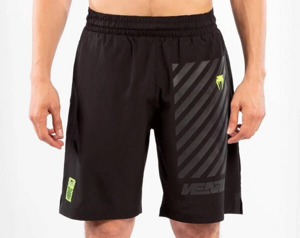 Venum Stripes Training Shorts black S