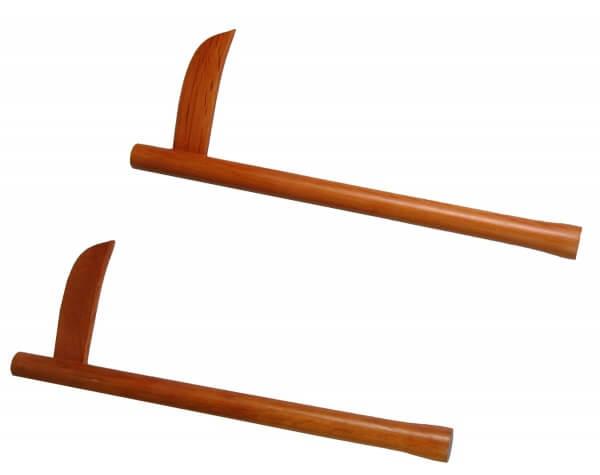 Paar Kama Roteiche ca 50 cm