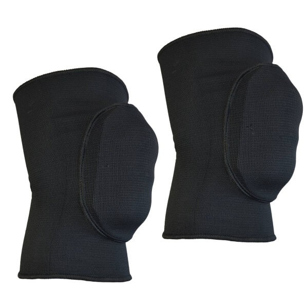Knieschoner-Elastikbandage schwarz M