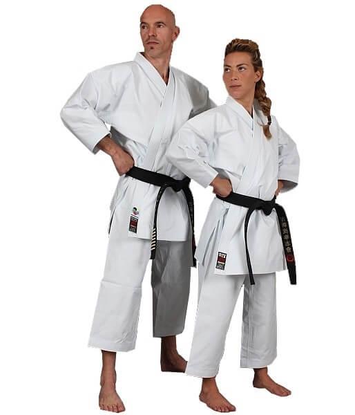 SHUREIDO Karate Anzug New Wave 3 WKF approved