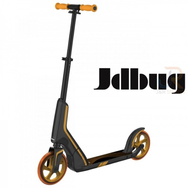 JD BUG SMART Pro SCOOTER 185 BLACK-ORANGE