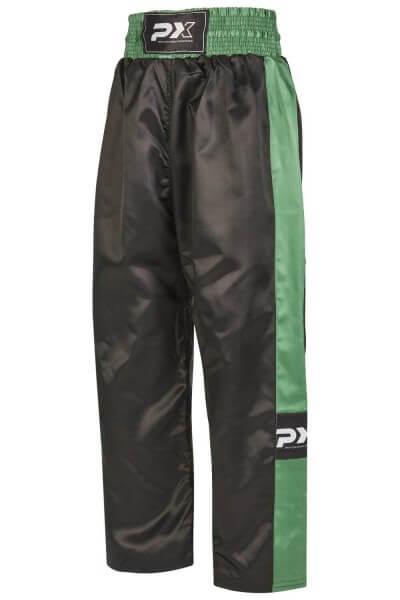 PHOENIX Kickboxhose , schwarz-grün