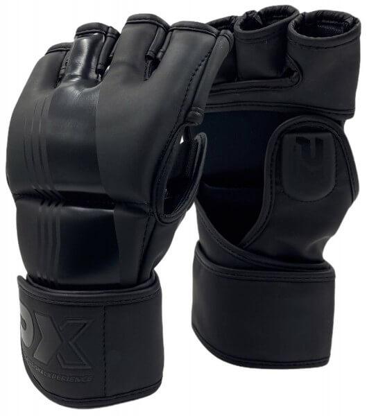 PX ProTech X-tra Handschutz, schwarz-schwarz, PU, S