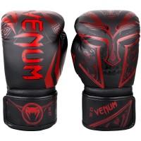 Venum Gladiator 3.0 Gloves - Black/Red 10oz