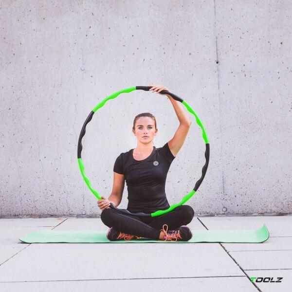 Hula Hoop Reifen 1,2 Kg Fitness -Training