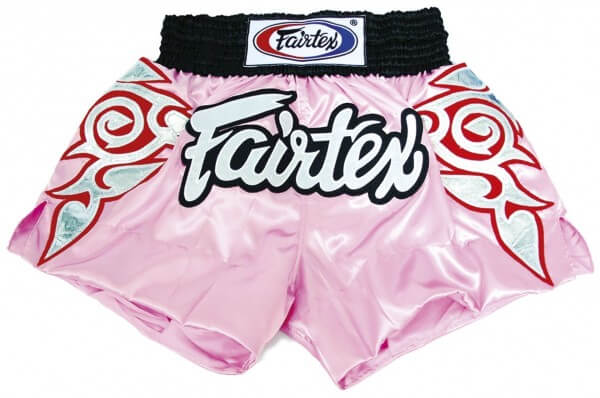 FAIRTEX Thai Shorts pink BS0636 S