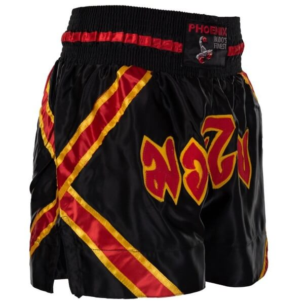 BUDO''s FINEST Thai Shorts S-G-R, XXS