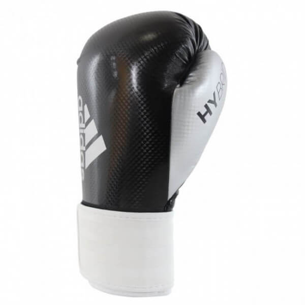 ADIDAS Boxhandschuhe Hybrid 75 black/white/silver
