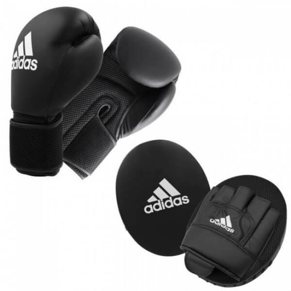 ADIDAS Adult Boxing Kit 2 black/white