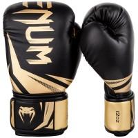 Venum Challenger 3.0 Gloves - Black/Gold 10oz