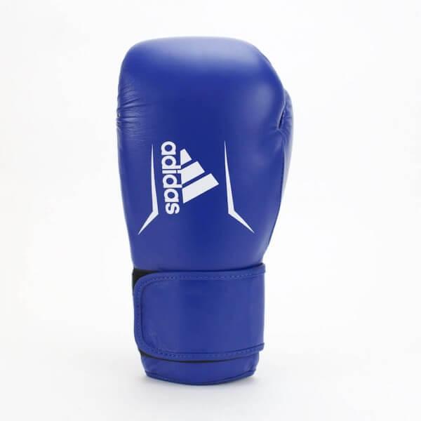 ADIDAS Speed 175 Leder Boxhandschuhe blau